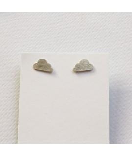 zilveren WOLKje by Fleurfatale